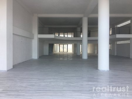BUILDING for rent - GERAKAS ATTICA