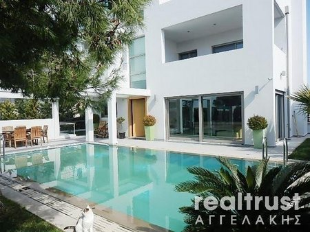VILLA for rent - PIKERMI ATTICA