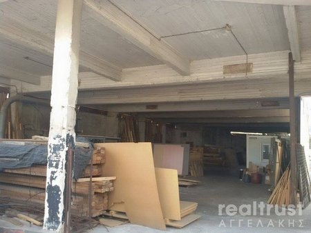 WAREHOUSE for rent - PEANIA ATTICA