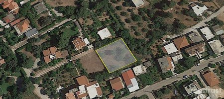 PLOT WITHIN THE CITY PLAN for Sale - ATTICA
