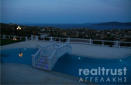 VILLA for sale - KERATEA ATTICA