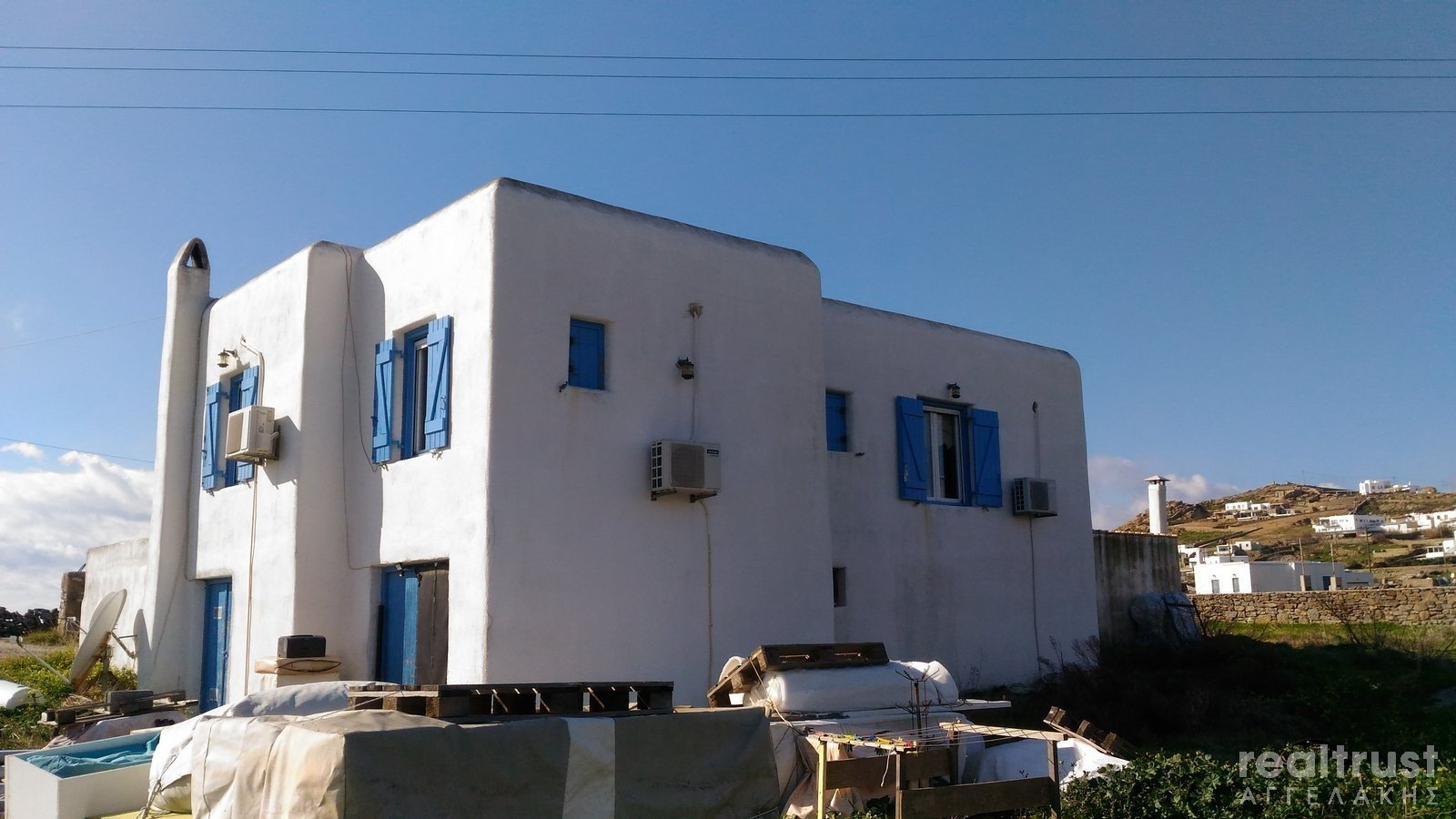 DETACHED HOUSE for Sale - KYKLADES