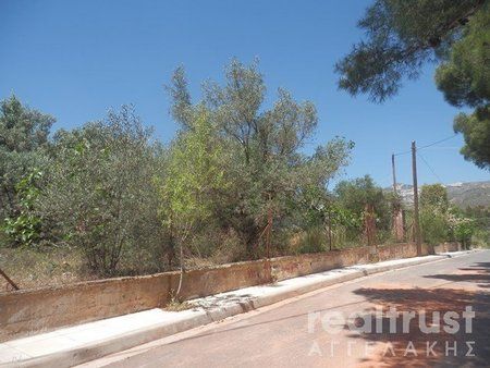 for sale PLOT WITHIN THE CITY PLAN 40.000€ ANTHOUSA (code Π-15823)