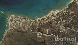 FIELD ABLE TO BE BUILT for sale - ELAFONISOS LAKONIAS