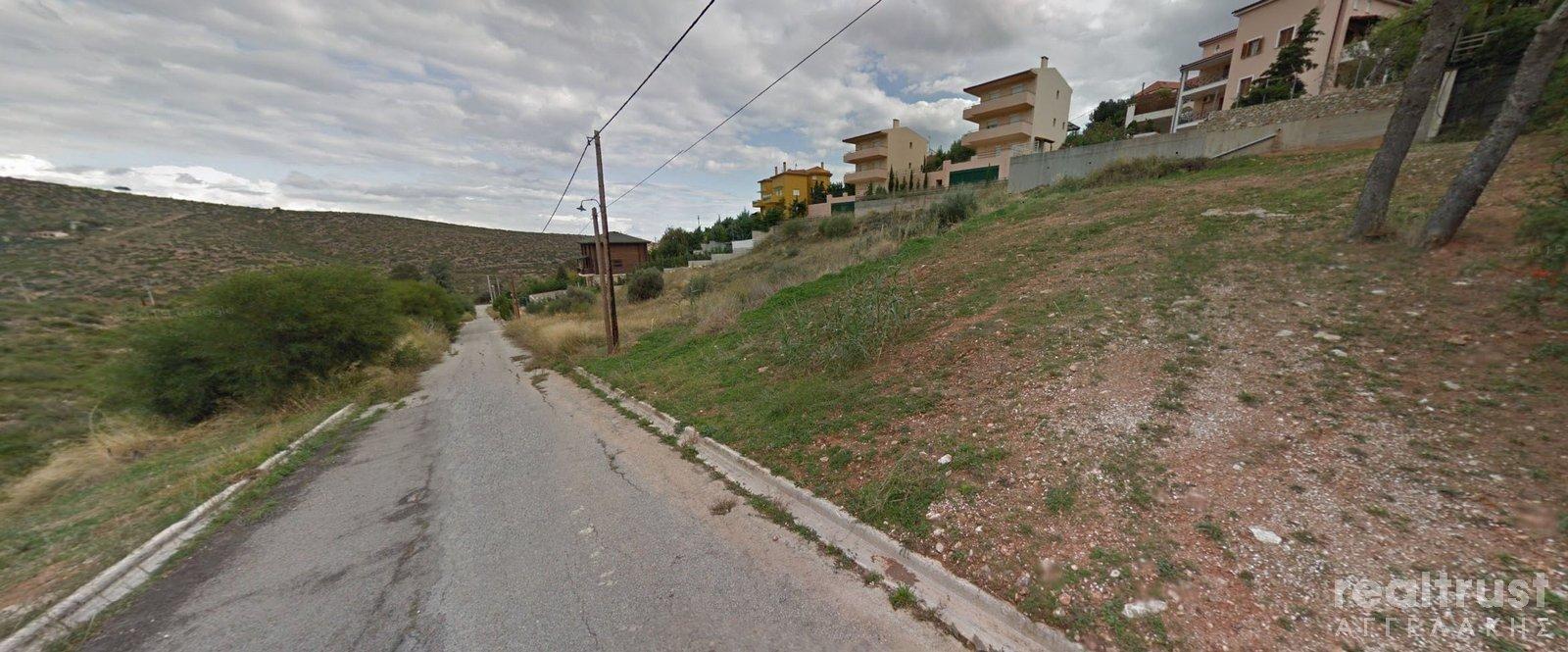 PLOT WITHIN THE CITY PLAN for sale 150.000€ PIKERMI ATTICA (code P-7886)