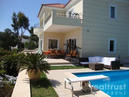 VILLA for rent - NEA MAKRI ATTICA